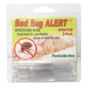 Monitor de Chinches de Cama (Bed Bug Alert)